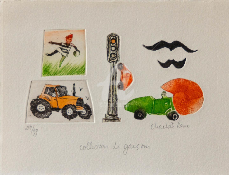 Charlotte Reine - Collection de Garçons