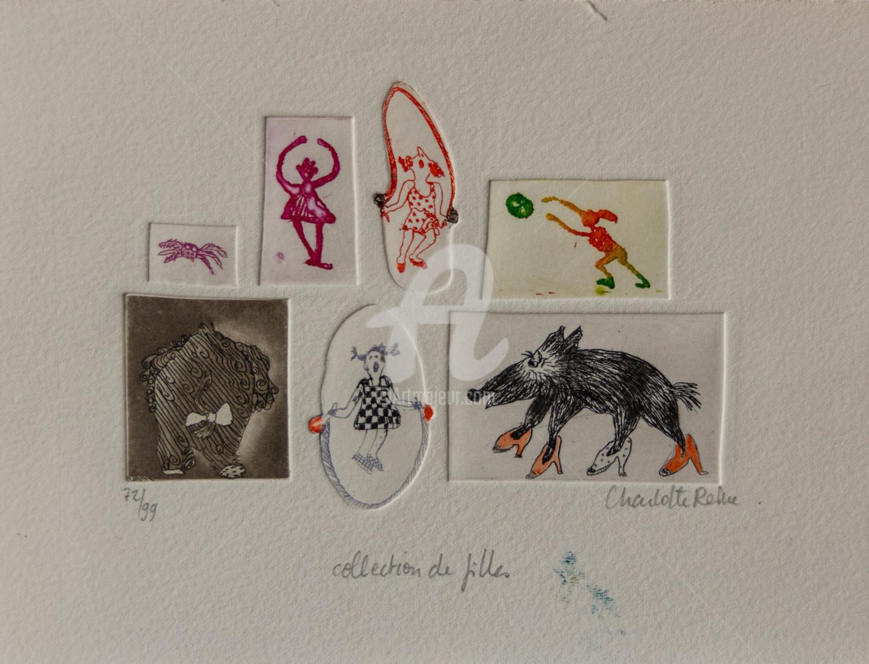 Charlotte Reine - Collection de Filles