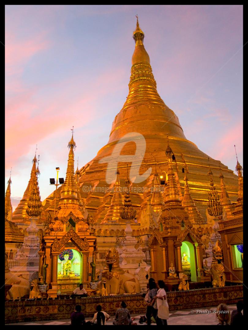 Rejean Philip - Myanmar 1