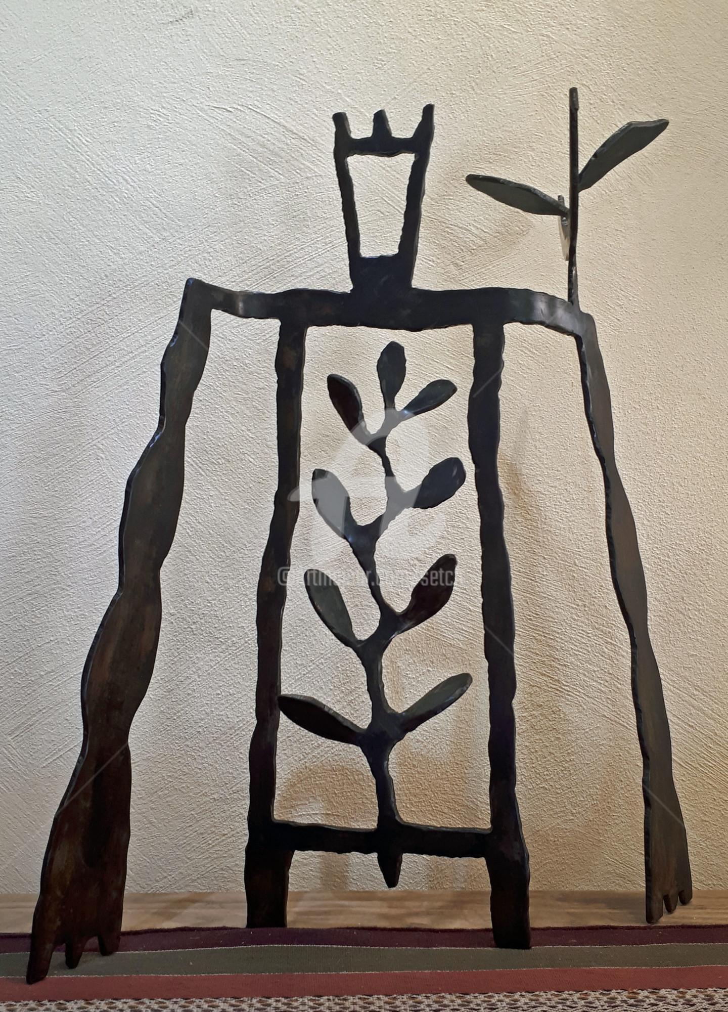 SETCH - Homme Oiseau