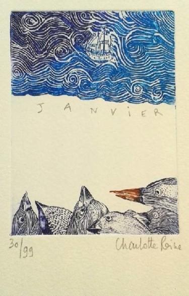 Ciel d'Hiver - Janvier