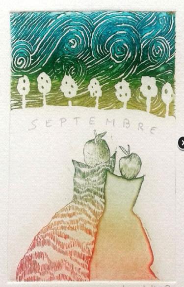 Ciel d'Automne - Septembre
