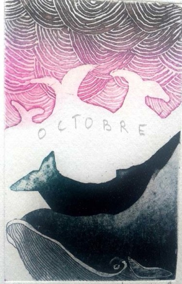 Ciel d'Automne - Octobre
